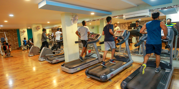 best fitness center in coimbatore