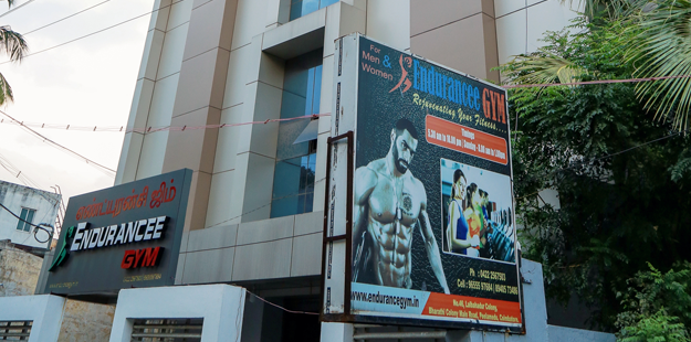 gyms in coimbatore